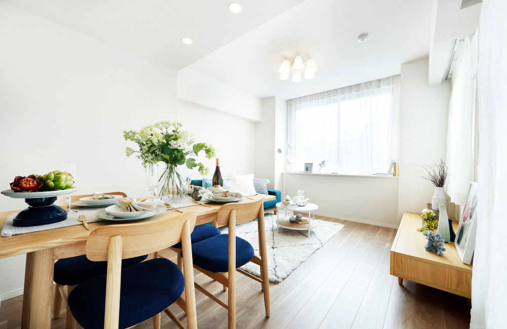 Living Dining Room【306号室】