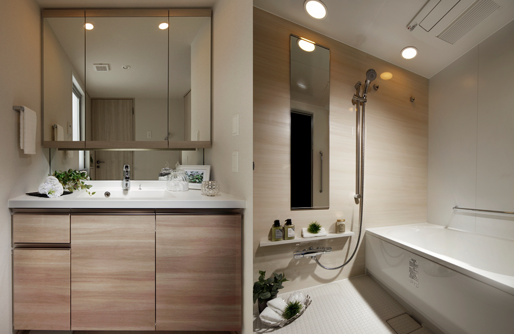 Powder Room / Bath Room